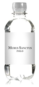Murus Sanctus bottle by PHG